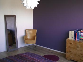 Blauwe Muren Slaapkamer: Meer dan ideeën over groene slaapkamer muren ...