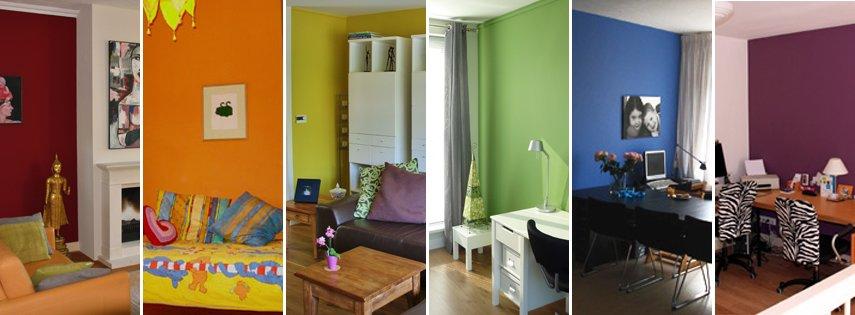 Voorkleur – kleuradvies voor interieur en huis