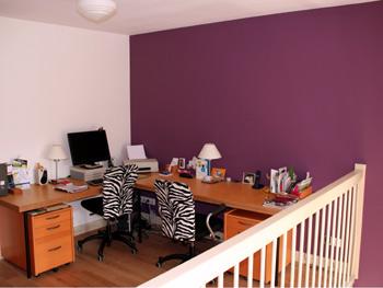 Entree trappenhuis slaapkamer kinderkamer werkkamer voorkleur - Witte muur kamer ...